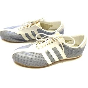 Adidas Powder Blue Wrestling Shoes